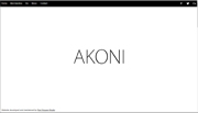 Akoni screenshot